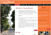 chennai-mission-home-page-shot