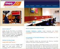 uniply-industries-home-page-shot