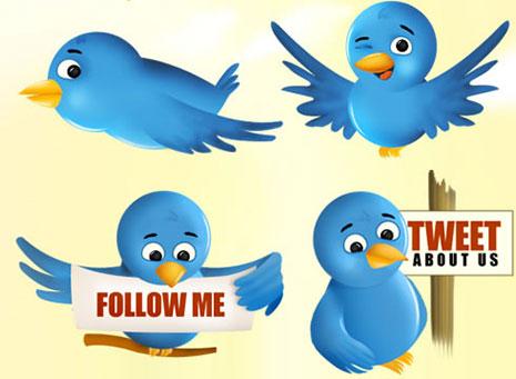 Twitter etc.